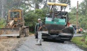 Muchas de las principales carreteras intramontanas de Sancti Spíritus han sido reparadas. (foto: Vicente Brito)