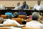 Los diputados continúan las sesiones de trabajo en las diferentes comisiones de la Asamblea Nacional.