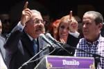 Danilo Medina, nuevo presidente de República Dominicana.