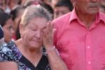 Familiares de Crescencio participaron el pasado 10 de octubre en Yaguajay en acto de recordación a propósito del Día de las Víctimas del Terrorismo de Estado. (Foto: Oscar Alfonso)