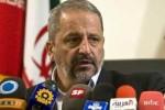 Ismail Ahmadi-Moqaddam, jefe de la policía iraní.
