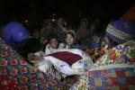 El sismo dejó sin hogar a casi 40 mil personas.