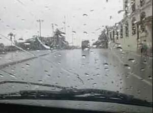 El peligro mayor para Sancti Spíritus es la lluvia asociada a Isaac.