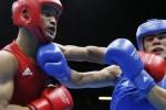 Roniel Iglesias (rojo) aseguró cuarto bronce de Cuba en boxeo de Londres 2012.