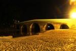 Puente sobre el río Yayabo visto desde la calle Llano.