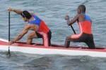 Serguey competirá en la canoa biplaza a mil metros junto al joven Juan Carlos Bulnes.