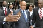 Jacob Zuma, presidente de Sudáfrica.