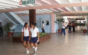 La Universidad de Ciencias Pedagógicas de Sancti Spíritus fue declarada como Universidad Destacada a nivel de país. (foto: Vicente Brito)