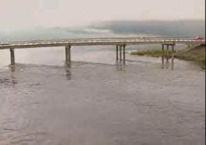 La presa Zaza, la mayor del país, acumula 886 millones de metros cúbicos.