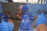 El 60 por ciento de los más de 463 000 habitantes espirituanos se beneficia del sistema de acueducto. (foto: Vicente Brito)