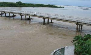 Tras el paso de Isaac se evacuaron por el aliviadero Cayajaná 62 millones de metros cúbicos, sin causar riesgos aguas abajo.