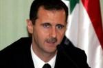 Bashar Al-Assad, presidente sirio.