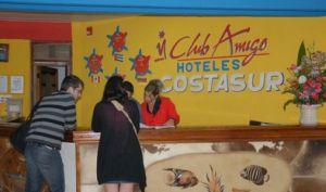 El hotel exhibe un aceptable nivel ocupacional. (Foto: Vicente Brito)