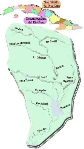 Cuenca del Río Zaza