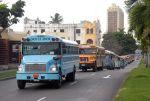 Caravana de Pastores por la Paz durante su visita a CUba en julio de 2012.