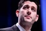 Paul Ryan fue nombrado como candidato del Partido Republicano a la vicepresidencia.