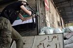 EE.UU. y otros Estados de la OTAN mantienen suministros abiertos de armas a los insurgentes sirios.