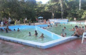 La piscina de Bamburanao tuvo una popular aceptación en la etapa estival.