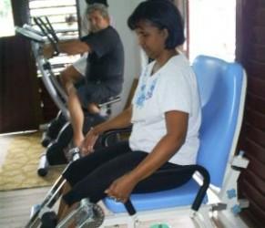 La equinoterapia ha probado su eficacia en el tratamiento de estos pacientes.
