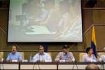 Las FARC llamaron a los colombianos a participar en el proceso de paz. (foto: tomada de PL)