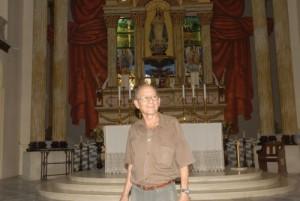 Entre las transformaciones que ha implicado la restauración sobresale la renovación del retablo del altar.