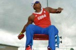 Leonardo Díaz dio a Cuba el sexto título paralímpico en disco.