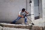 La ola de violencia continúa en Siria. (foto: PL)