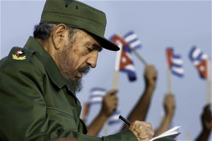 Fidel: Les deseo que continúen cosechando éxitos en la noble y humana tarea a la que ustedes consagraron sus vidas.