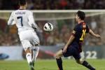 Cristiano Ronaldo y Messi anotaron los goles.