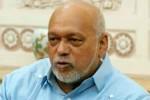 Donald Rabindranauth Ramotar, Presidente de Guyana. Foto AIN