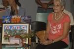 Luisa María Serrano recibió el agasajo de la intelectualidad espirituana.
