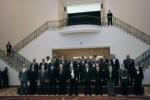 Participantes en la X Conferencia de Ministros de Defensa de las Américas.