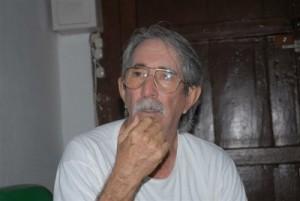 Aurelio Gutiérrez, reconocido estudioso del enfrentamiento al bandidismo en el Escambray.