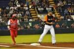 La selección cubana de béisbol resolvió sin problemas su primer juego en México.