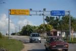 Las principales carreteras de la provincia son objeto de estudio para verificar el estado de sus señales.