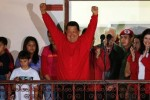 Chávez anunció este domingo el inició del nuevo ciclo de gobierno.