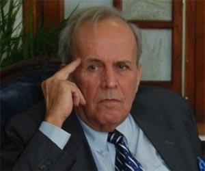 Ricardo Alarcón, presidente del parlamento cubano.