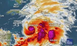 Las mayores afectaciones se esperan en la zona oriental de Cuba (Foto de Internet)