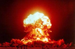 La terrible fuerza del átomo se conoció por primera vez el 16 de julio de 1945 en Alamogordo, Estado de Nuevo México.