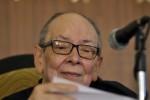 Alfredo Guevara, fundador y presidente del Festival de La Habana.