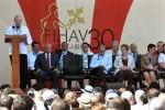 Inauguración de la Feria Internacional de La Habana. Foto AIN