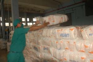 Las almohadillas sanitarias constituyen uno de los renglones subsidiados por el Estado cubano.(foto: Vicente Brito)