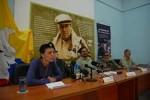 Queremos paz, pero una paz con justicia social, dijo el comandante Iván Márquez.