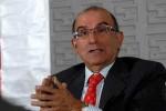 Humberto Lacalle, jefe del equipo negociador del Gobierno de Colombia.