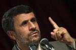 Mahmud Ahmadinejad, presidente iraní.
