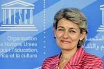 Bokova es directora de la UNESCO desde noviembre de 2009.