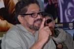 Comandante Iván Márquez, jefe de la delegación de las FARC-EP.