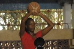Marlene Cepeda se incorporó a los entrenamientos con vistas a su participación en la Liga Especial.