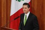 Peña Nieto asumirá este sábado la presidencia de México.
