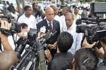 Martelly agradeció la asesoría brindada por los expertos cubanos en esta esfera en territorio haitiano.